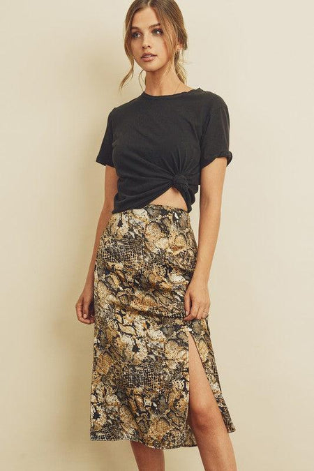 Swing of Things Skirt