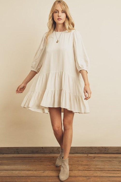 Bishop Swing Dress