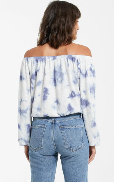 Liv Cloud Tie - Dye Top