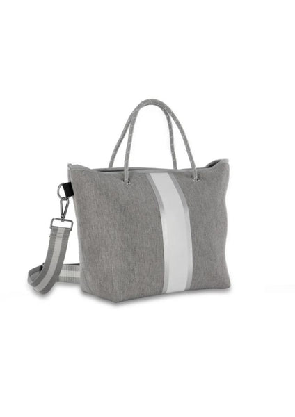 Mini Neoprene Tote - Steal