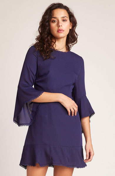 Siesta Bell Sleeve Dress