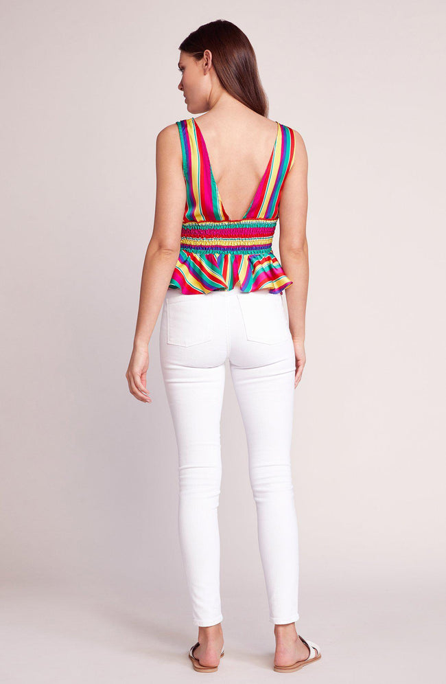 Over The Rainbow Sorbet Top