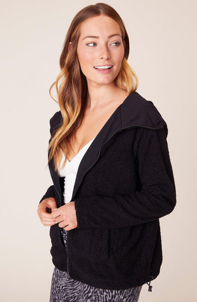 Lazy Daze Black Jacket