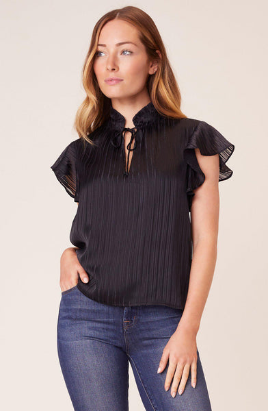 Shadowplay Striped Top