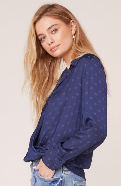 Spot In The Dark Blouse