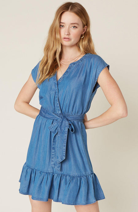 Lighting Bolt Swing Dress