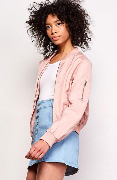 Cayleigh Bomber Jacket