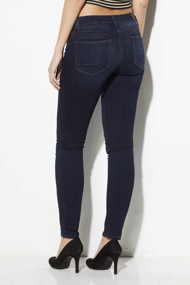 Paige Denim - Verdugo Ultra Skinny - Clark - rear