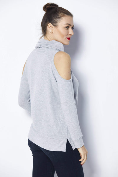 Cupcakes & Cashmere Malden Sweater - Back