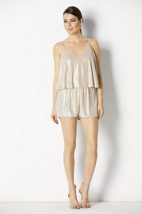 Jack by BB Dakota Dafina Romper - Front