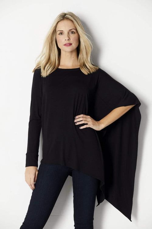 Elan Asymmetrical Top - Front