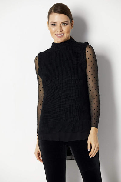 Bishop + Young Gemma Sweater - Front