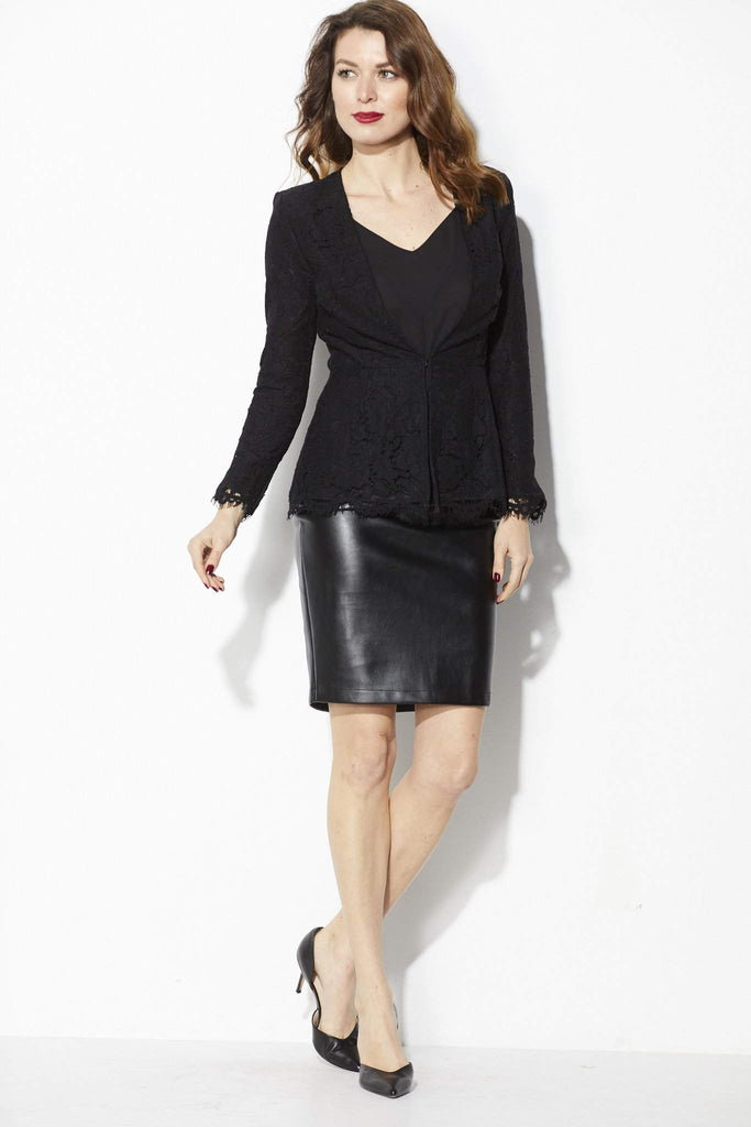 Cupcakes & Cashmere - Jasper Skirt - Front