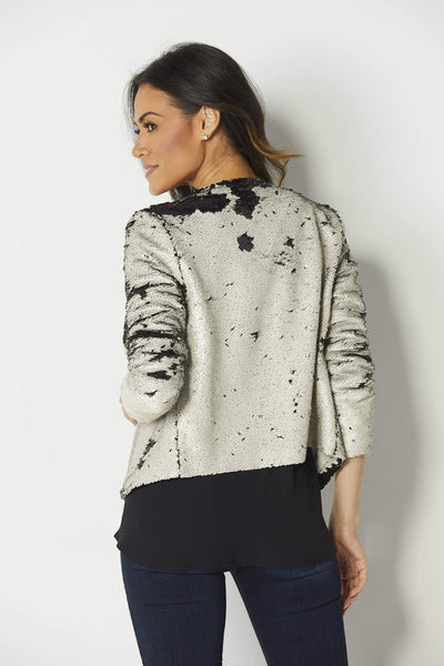 Cupcakes & Cashmere Bellwood Jacket - Back