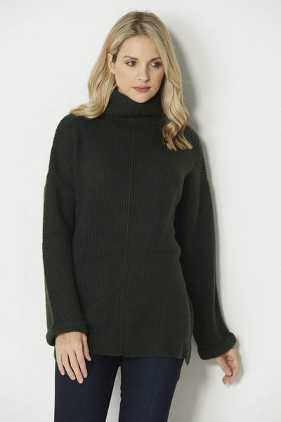 Olive + Oak Forest Sweater - Front