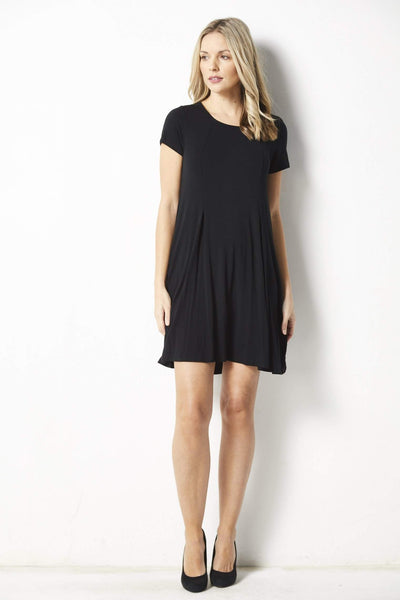 Z Supply The Swing T-Shirt Dress - Front