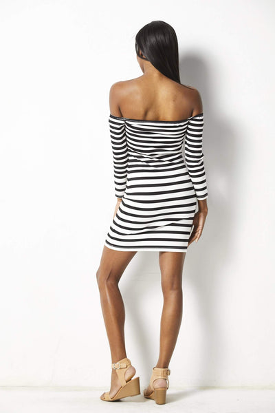 Cupcakes & Cashmere Fira Dress - Back