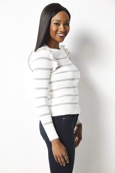 Cupcakes & Cashmere Bryant Sweater - Side