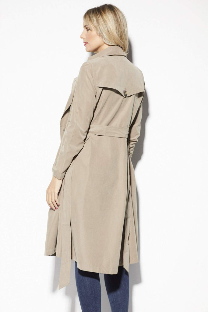 Jack Wellington Coat - Back