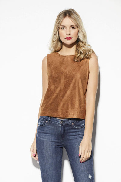 Cupcakes & Cashmere Butterscotch Top - Front