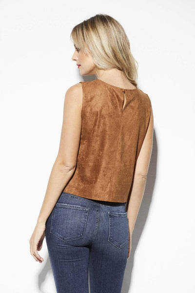 Cupcakes & Cashmere Butterscotch Top - Back