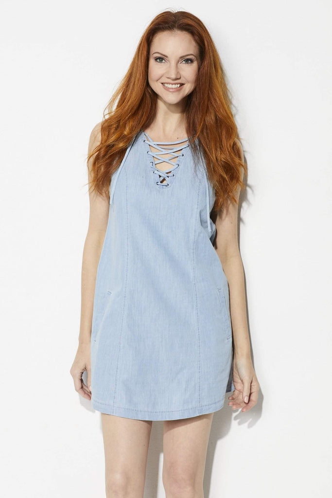 Jack by BB Dakota Gilbert Dress - Front