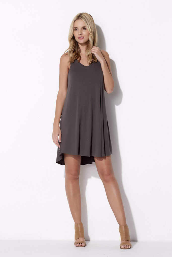 Z Supply - The Breezy Dress - front view