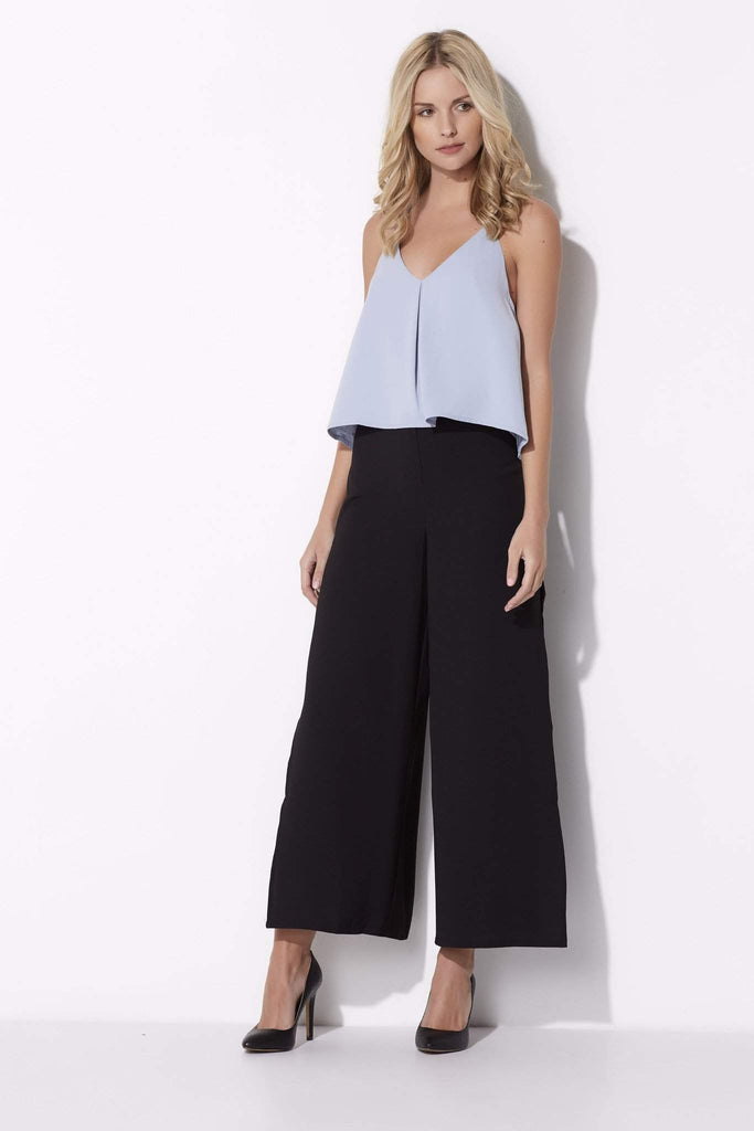 Coverii - Split Side Culottes - front