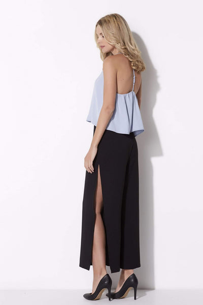 Coverii - Split Side Culottes - side
