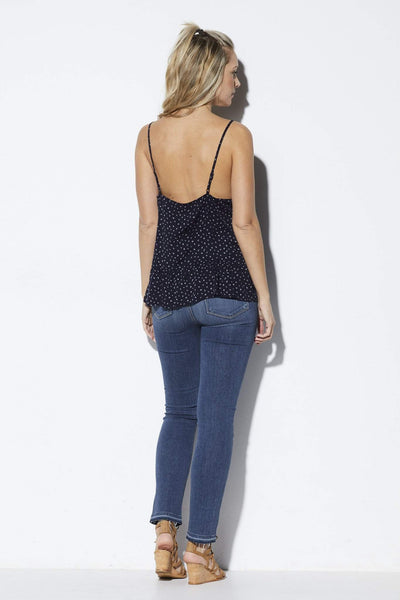 Cupcakes & Cashmere Kenza Top - Back