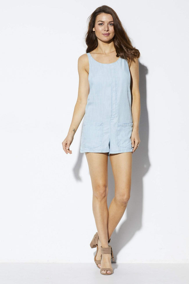 Bishop + Young Gracie Romper - Front