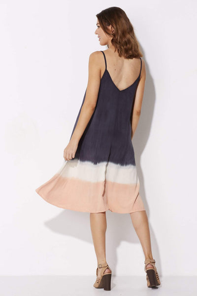 Ombre Sleeveless Dress