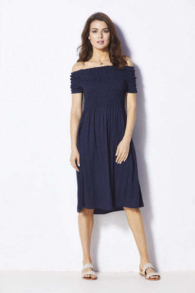 FRNCH French Riviera Dress  - Front