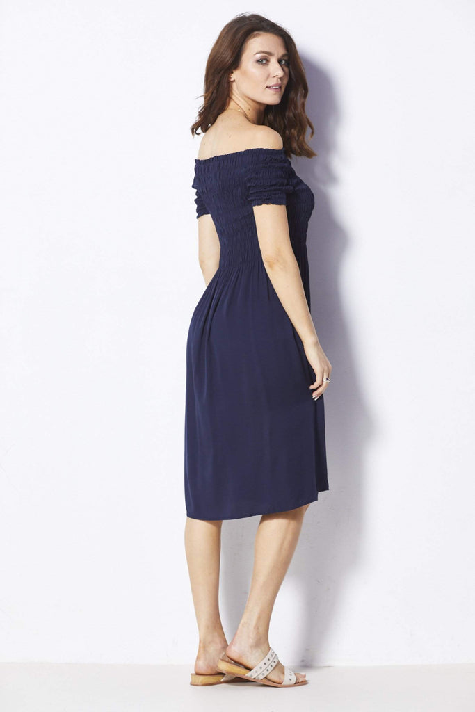 FRNCH French Riviera Dress - Back