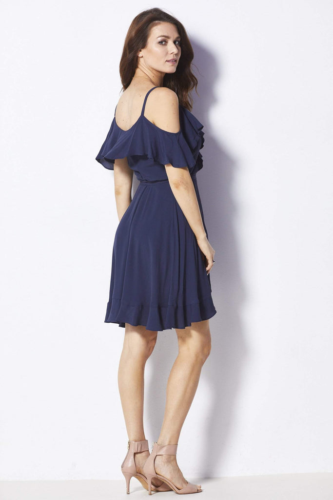 Cupcakes & Cashmere Morena Dress - Back