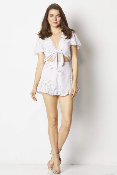 Show Me Your Mumu Riviera Romper - Front