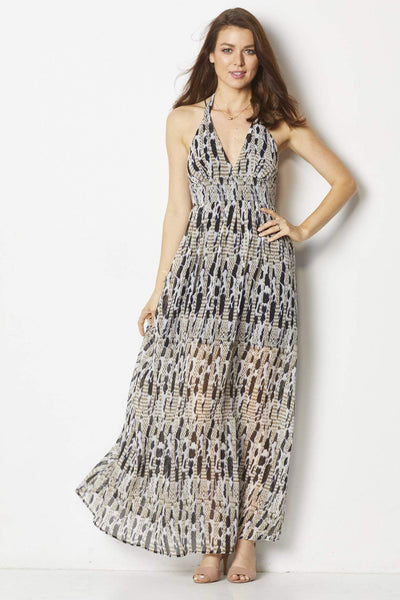 BB Dakota Willow Maxi - Front