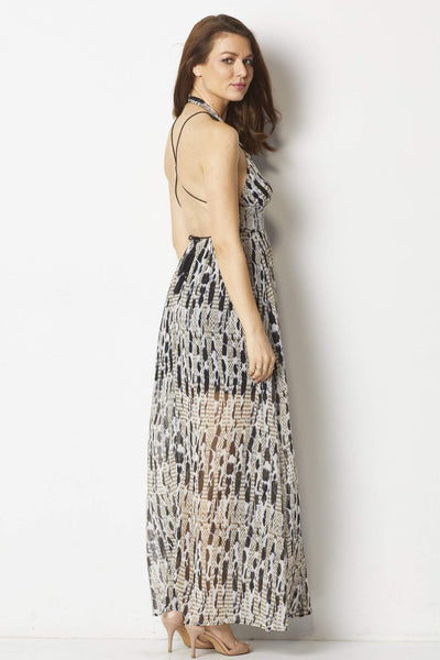 BB Dakota Willow Maxi - Back