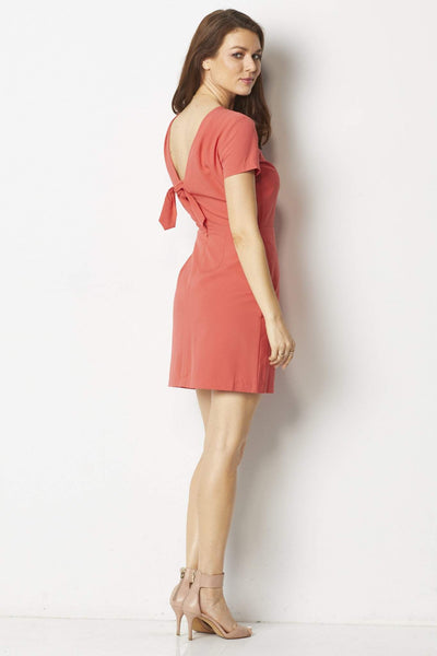 Cupcakes & Cashmere Vista Dress - Side