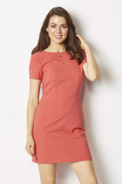 Cupcakes & Cashmere Vista Dress - Front