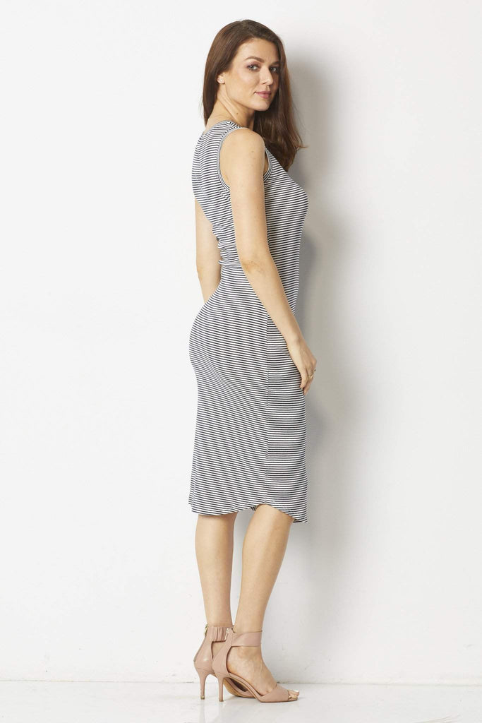 Cupcakes & Cashmere Rydell Dress - Back