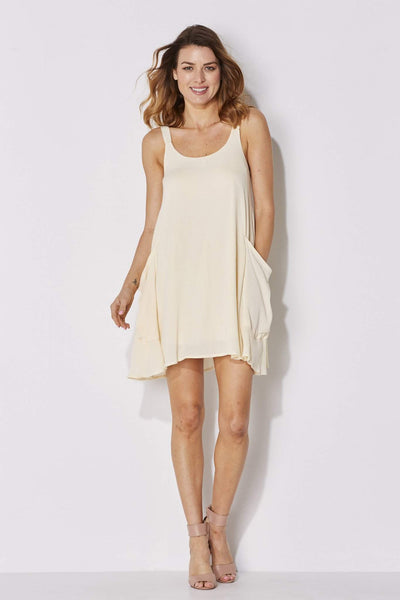 On the Road - Pocket Swing Dress