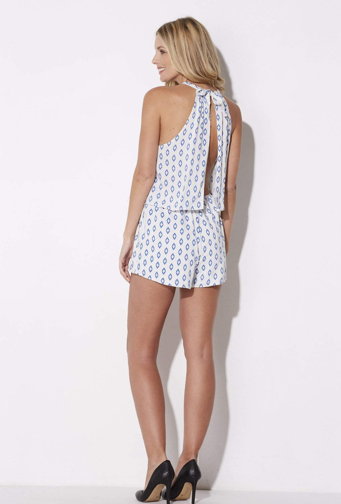 Diamond Romper