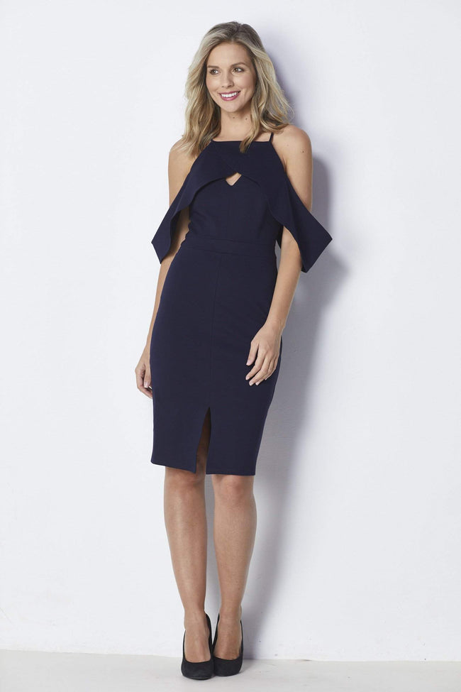 Adelyn Rae Alessandra Dress - Front