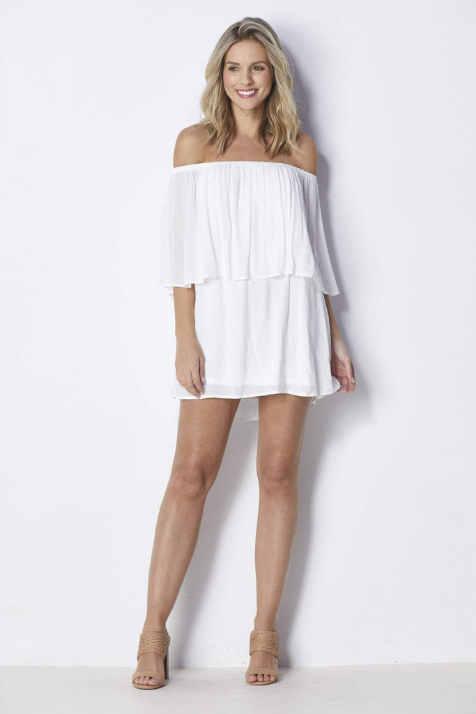 Show Me Your Mumu Mako Mini Dress - Front