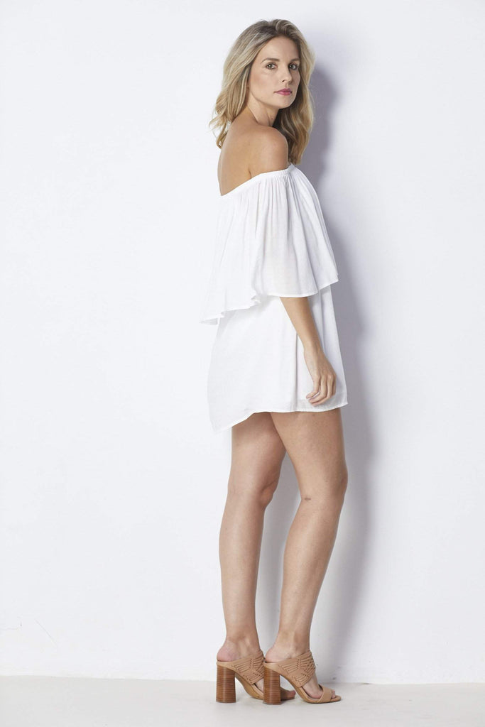Show Me Your Mumu Mako Mini Dress - Back