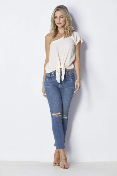 Bella Dahl Prairie Rose Top - Front