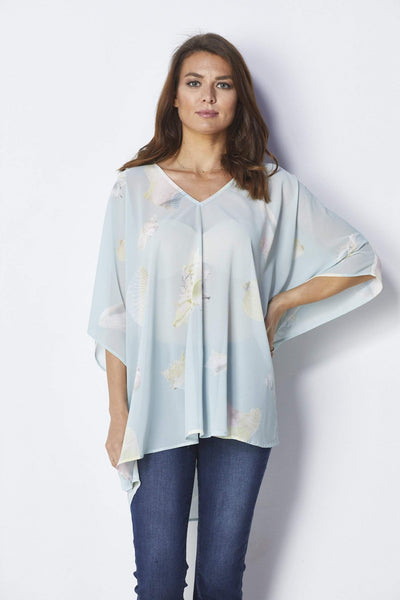 Show me your mumu peta tunic - Front