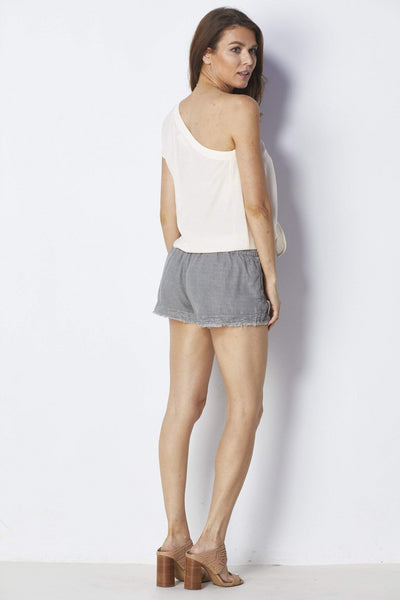 Bella Dahl Easy Flowy Short - Back