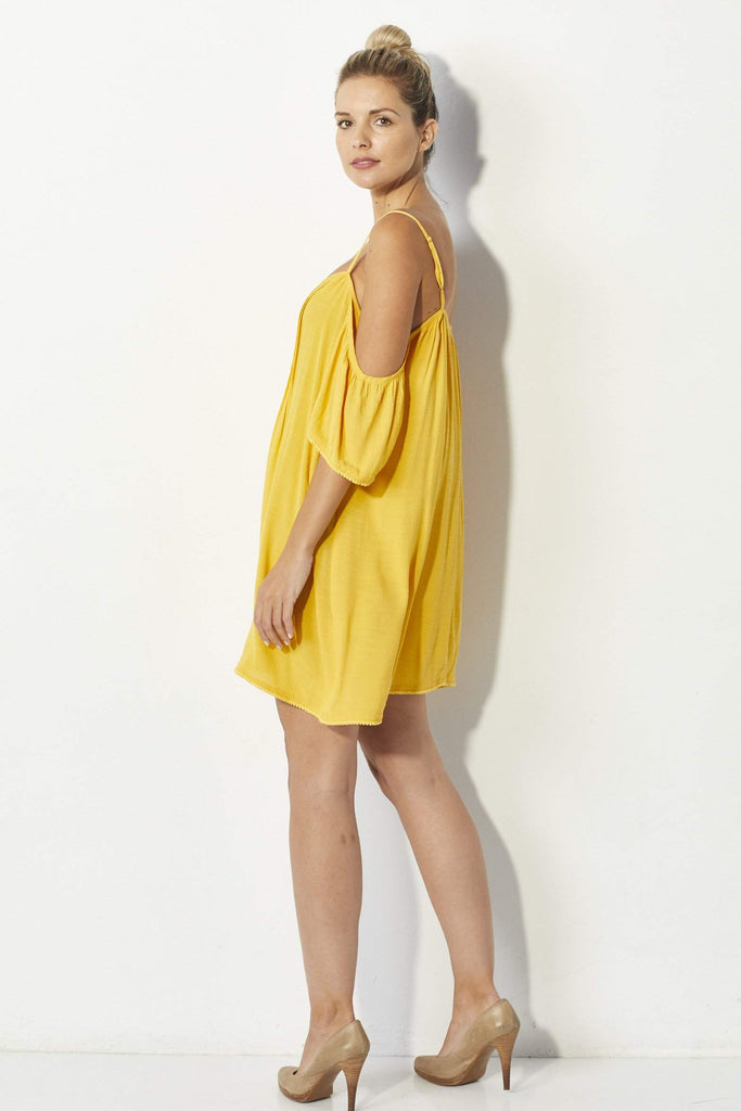 Bishop + Young Yellow Dress - Side